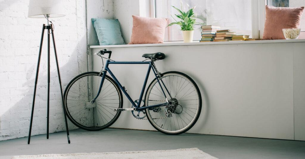9 идей для хранения велосипеда дома, фото [3]