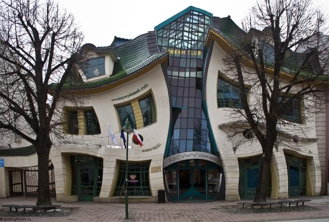 5 самых необычных проектов современной архитектуры, фото [8]