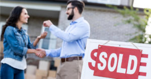 Как продать часть дома с землей?